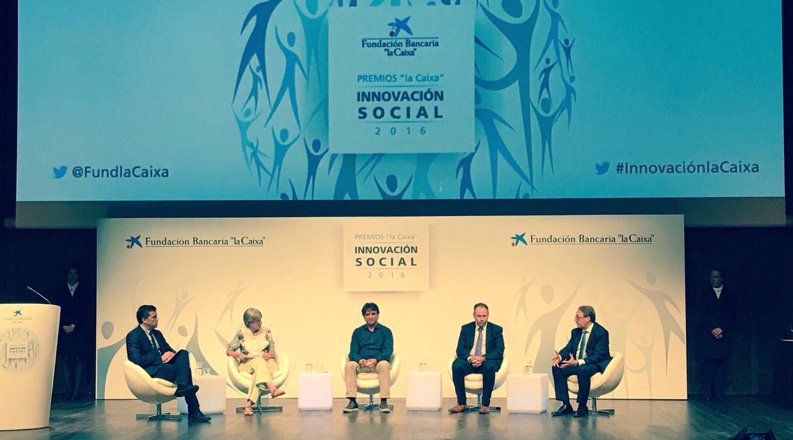 premi la caixa innovació social